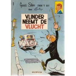 Guus Slim 01<br>Vlinder neemt de vlucht<br>herdruk 1978