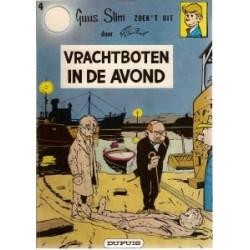 Guus Slim 04<br>Vrachtboten in de avond<br>herdruk 1973