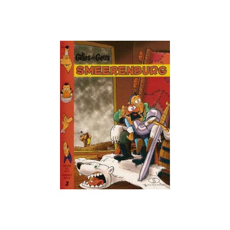 Gilles de Geus 03 Smeerenburg herdruk Silvester
