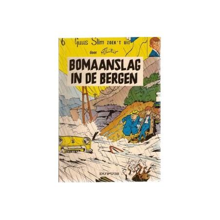 Guus Slim 06% Bomaanslag in de bergen herdruk 1977