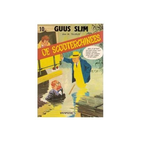 Guus Slim 10 De scooterchinees herdruk 1977