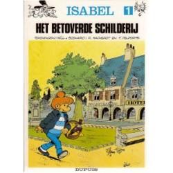 Isabel 01<br>Het betoverde schilderij<br>herdruk 1991