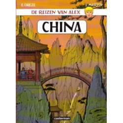 Alex Reizen van Alex China