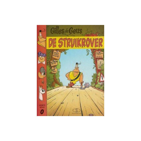 Gilles de Geus  00 - De struikrover