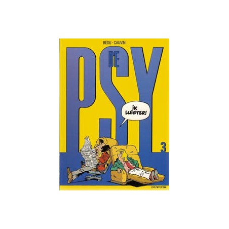 Psy  03 Ik luister!