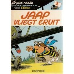 Jaap 01<br>Jaap vliegt eruit<br>1e druk 1977