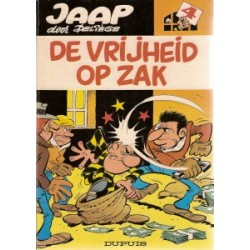 Jaap 04<br>De vrijheid op zak<br>1e druk 1981