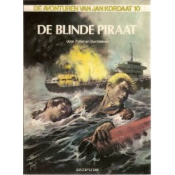 Jan Kordaat 10<br>De blinde piraat<br>1e druk 1984