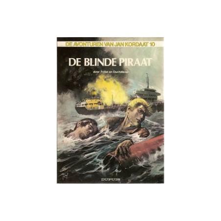 Jan Kordaat 10 De blinde piraat 1e druk 1984