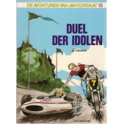 Jan Kordaat 13<br>Duel der idolen<br>1e druk 1986