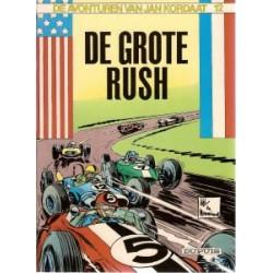 Jan Kordaat 12<br>De grote rush<br>herdruk 1985