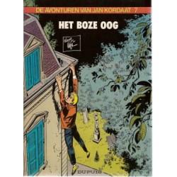 Jan Kordaat 07<br>Het boze oog<br>herdruk 1983