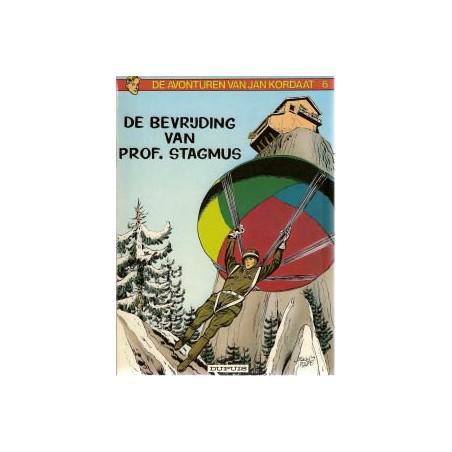 Jan Kordaat 06 Bevrijding van Prof. Stagmus herdruk 1982