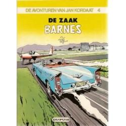 Jan Kordaat 04<br>De zaak Barnes<br>herdruk 1982