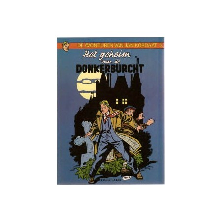Jan Kordaat 03 Het geheim van de Donkerburcht herdruk 1981