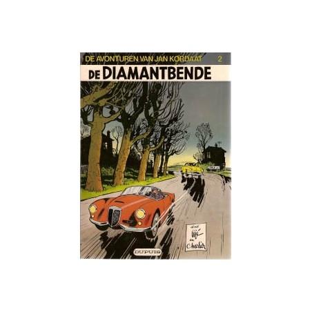 Jan Kordaat 02<br>De diamantbende<br>herdruk 1981