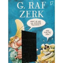 G. Raf Zerk 17 - Weet je wie we morgen begraven?