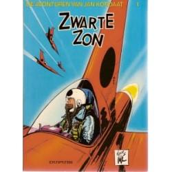 Jan Kordaat 01<br>Zwarte zon<br>herdruk 1980