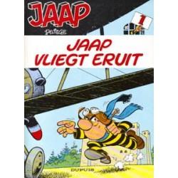 Jaap 01<br>Jaap vliegt eruit<br>herdruk 1988