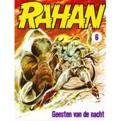 Rahan P 06<br>Geesten van de nacht<br>1e druk 1981