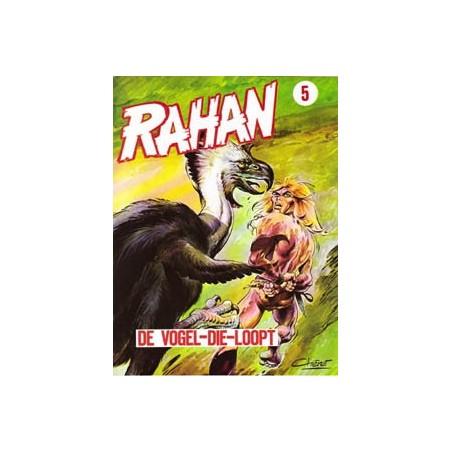 Rahan P 05<br>De vogel-die-loopt<br>1e druk 1981