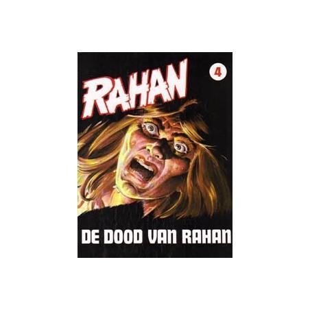 Rahan P 04<br>De dood van Rahan<br>1e druk 1980