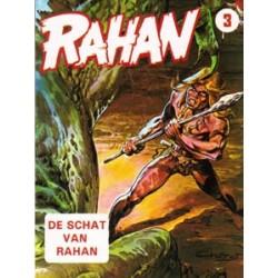 Rahan P 03<br>De schat van Rahan<br>1e druk 1980