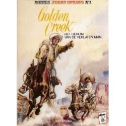 Jerry Spring 01<br>Golden Creek<br>herdruk 1988