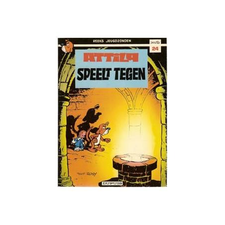 Jeugdzonden 24 Attila Speelt tegen herdruk 1986