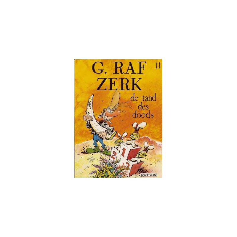 G. Raf Zerk 11 - De tand des doods