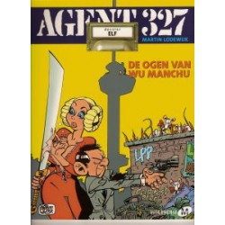 Agent 327 11 SC<br>De ogen van Wu Manchu