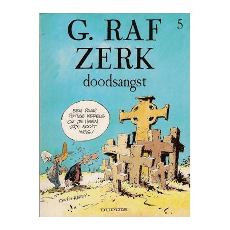 G. Raf Zerk 05 - Doodsangst
