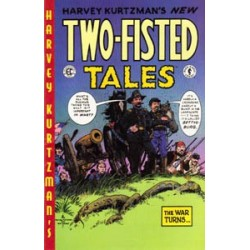 New Two-Fisted Tales 01 Remake 1994 all new stories