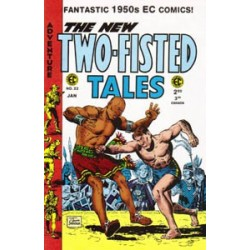 Two-Fisted Tales 22