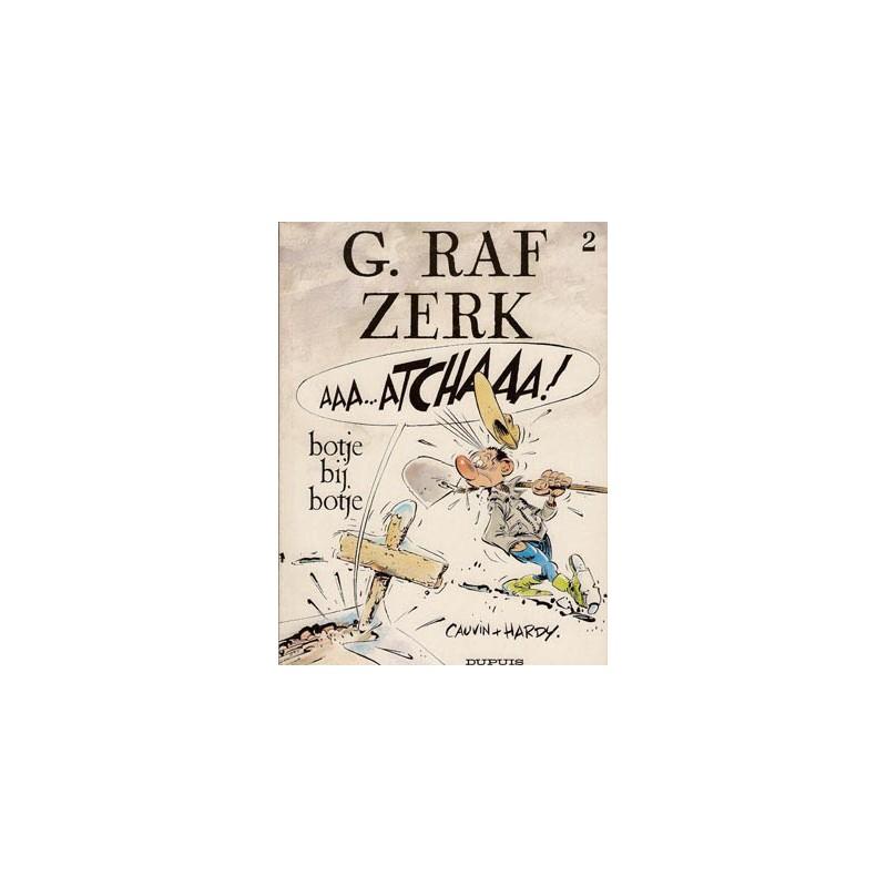 G. Raf Zerk 02 - Botje bij botje
