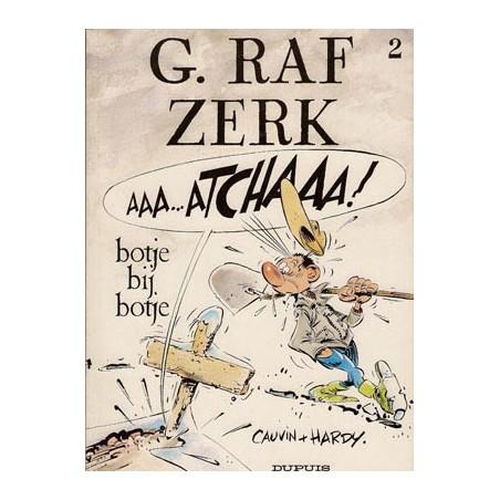 G. Raf Zerk 02 Botje bij botje herdruk