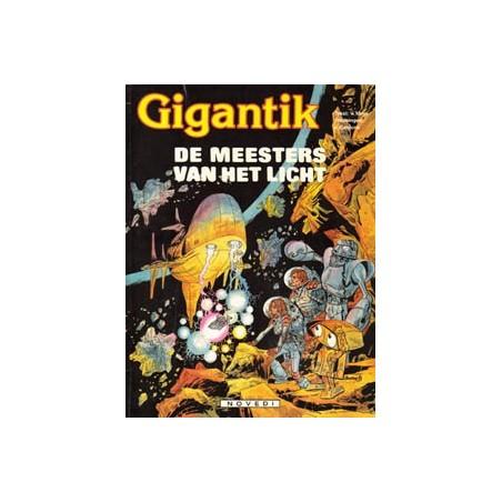 Gigantik 06 De meesters van het licht 1e druk 1983