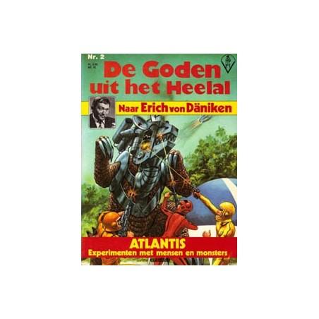 Goden uit het heelal 02 Atlantis 1e druk 1979