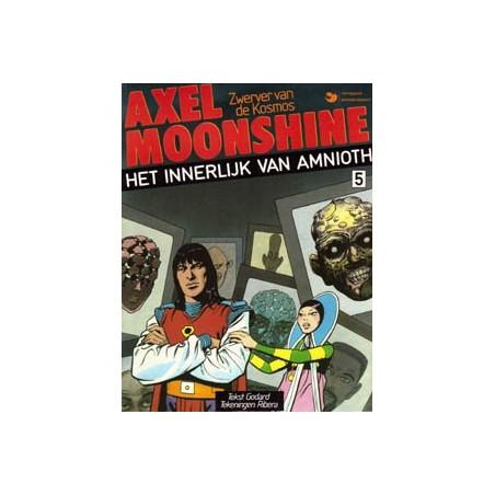 Axel Moonshine 05D* Innerlijk van Amnioth 1e druk 1985