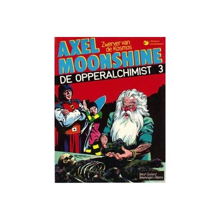 Axel Moonshine 03D* De opperalchimist 1e druk 1984