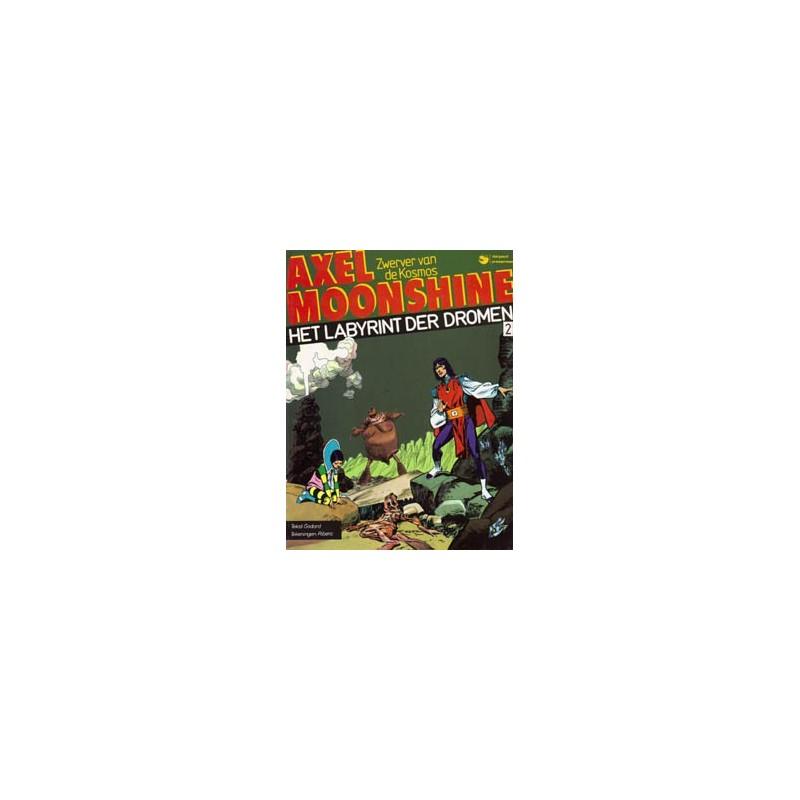 Axel Moonshine 02D* Het labyrint der dromen 1e druk 1983