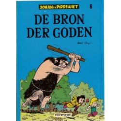 Johan en Pirrewiet 06 De bron der goden