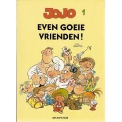 Jojo 01 Even goede vrienden!