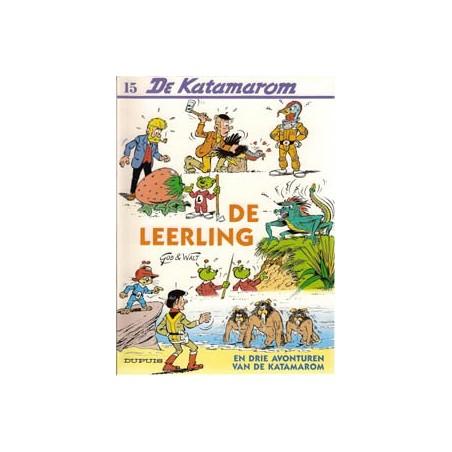 Katamarom 15 De leerling 1e druk 1986