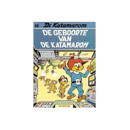 Katamarom 18 De geboorte van de Katamarom 1e druk 1989