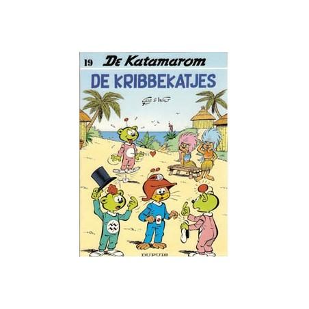 Katamarom 19<br>De Kribbekatjes<br>1e druk 1989