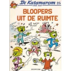 Katamarom 25 Bloopers in de ruimte 1e druk 1994