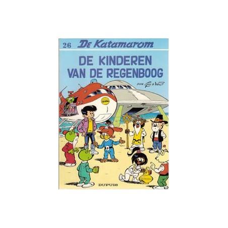 Katamarom 26 De kinderen van de regenboog 1e druk 1994
