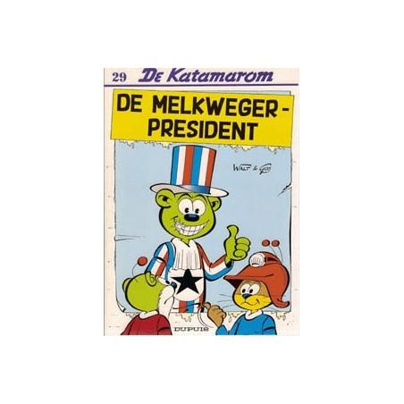 Katamarom 29 De melkwegpresident 1e druk 1997