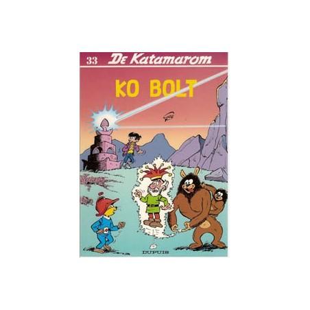 Katamarom 33 Ko Bolt 1e druk 2002